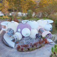 This Unique Bubble House Is Going for $1M