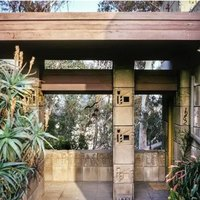 This House Designed by Frank Lloyd Wright Is Now on Sale