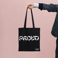 EQ3 and Queer Design Club Released a Chic Tote Bag