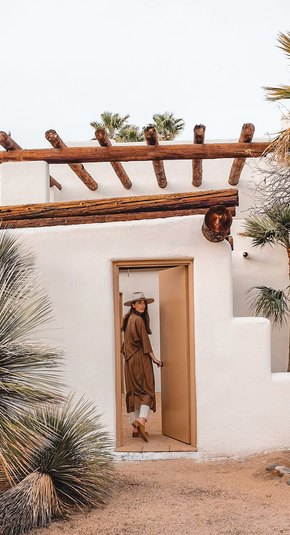 Posada by Joshua Tree House