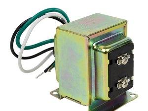 Low-voltage doorbell transformer