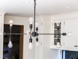 kitchen modern lighting