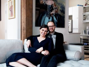 Jennifer Wright and Daniel Kibblesmith