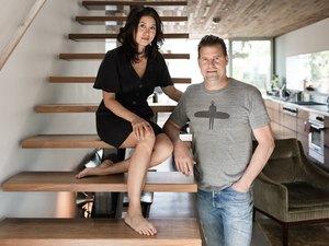 Kurht Gerhardt and Caroline Vu
