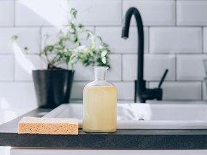 DIY Dish Soap Recipe