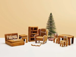 ikea gingerbread furniture