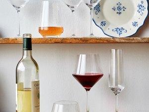 Sur la Table wine glasses