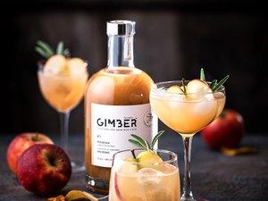 GIMBER ginger drink