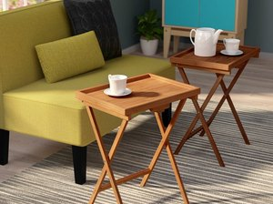 Hussey Tray Table