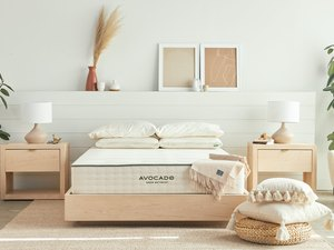 light natural wood bedroom furniture collection