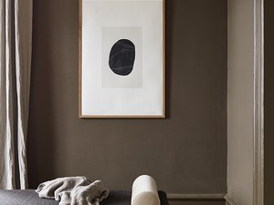 what colors make brown for wall paint