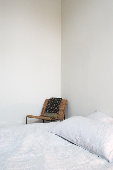simple and humble wabi-sabi apartment