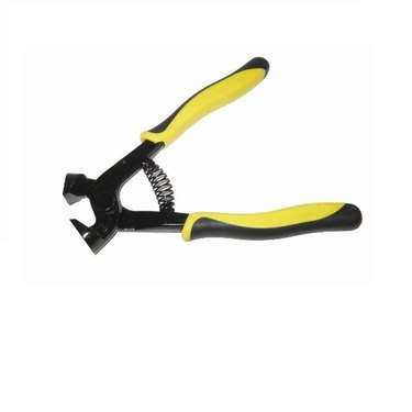 Tile nippers.