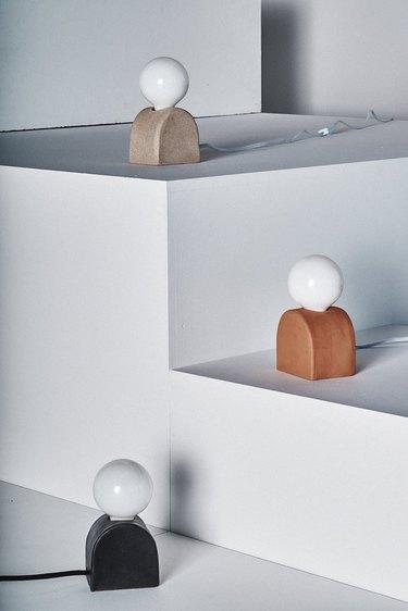 SIN Mima Lamp, $175