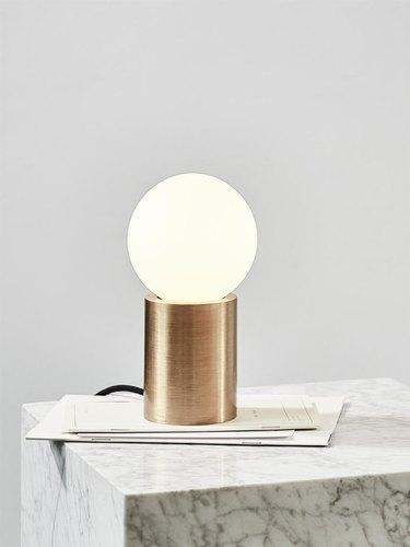 Menu Socket Table Lamp, $139.98