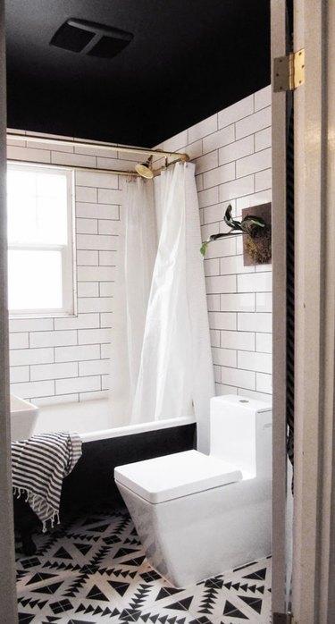 shower ceiling idea Curbly