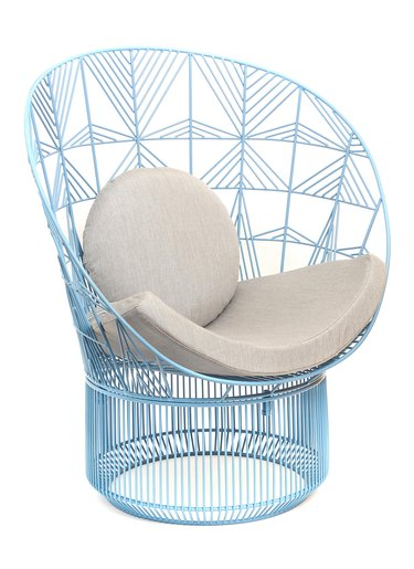 Bend Goods Peacock Lounge Chair, $1,560