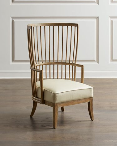 Global Views Spindle Wing Chair, $1,574.25