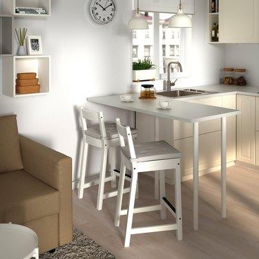 affordable kitchen island bar stool ideas