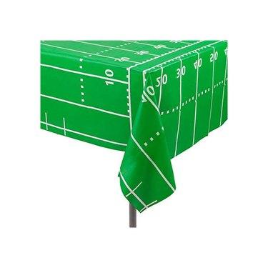 grandipity football field tablecloth