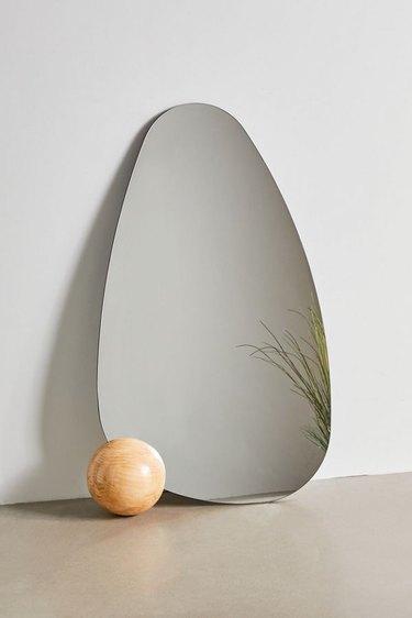 Safi Floor Mirror, $399