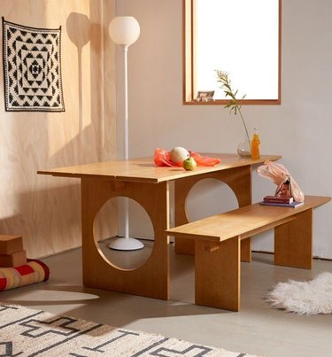 Astrid Dining Table, $499