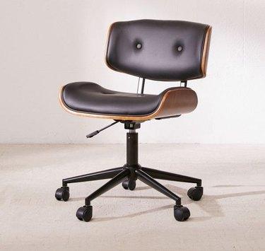 Lombardi Adjustable Desk Chair, $279
