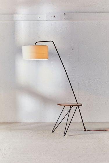 Tiernan Shelf Floor Lamp, $279