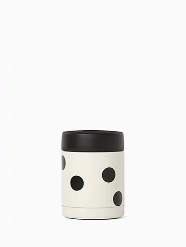 Deco Dot Insulated Container, $20