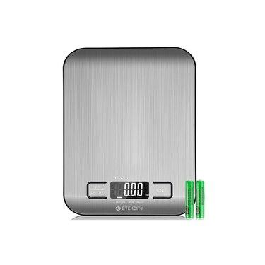 etekcity food digital kitchen scale