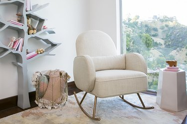 Nursery Works rocking chair