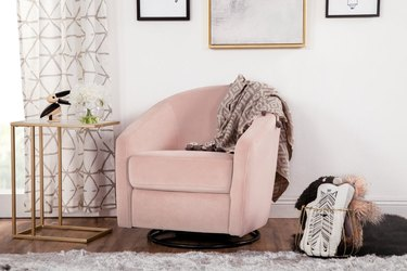 Babyletto Madison Swivel Glider, $349