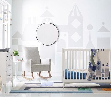 Pottery Barn Kids Phoenix Rocking Chair, $959