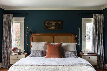 Craftsman Bedroom by Martha Mulholland