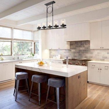 iron kitchen lighting ideas