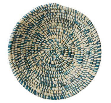 Woven decorative bowl under $25