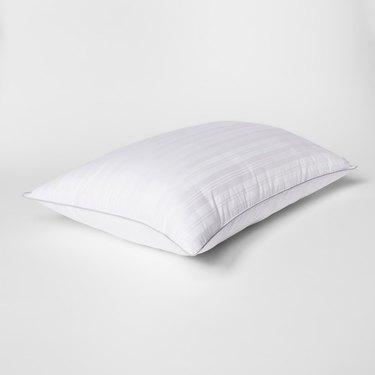 Fieldcrest Down Alternative King Pillow, $21.84 each or $87.36 for four