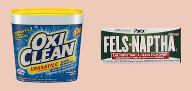 oxi clean and fels naptha
