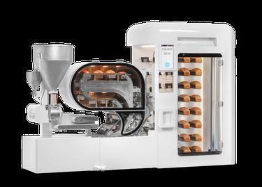 large bread baking machine