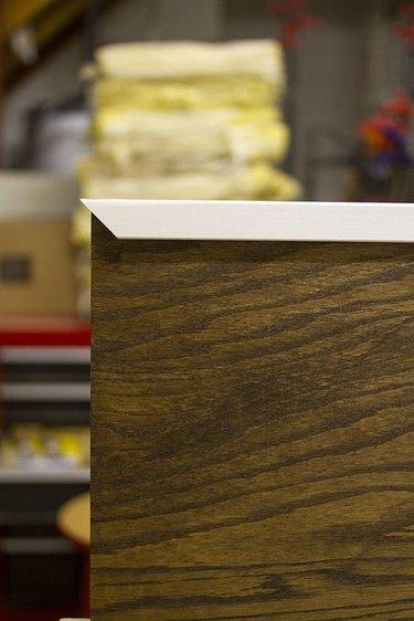How to Make a Mod Painted Wood Headboard