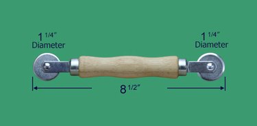 Spline roller tool