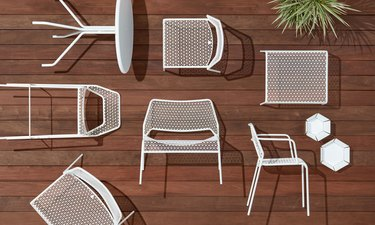 Blu Dot Outdoor Furniture