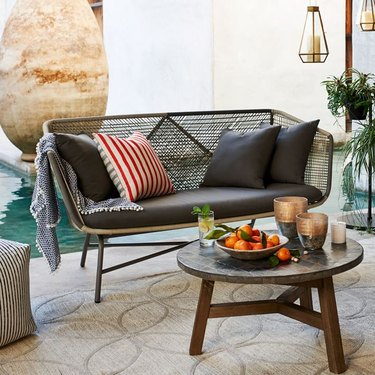 West Elm Outdoor Furniture