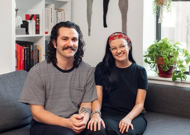 Jennifer Heintz and Mike Wagz