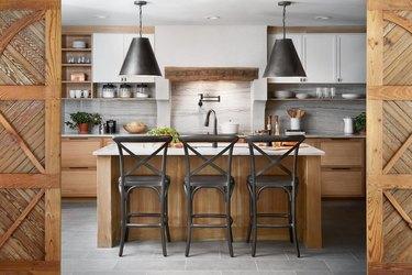 Joanna Gaines, Magnolia Kitchen Design