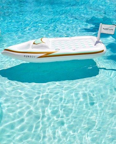 Neiman Marcus Pool Yacht
