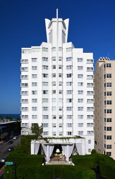 The Delano South Beach Hotel in Miami