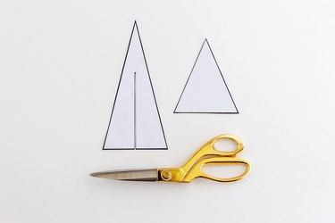 Print and cut out the tree templates.