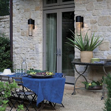 Lumens Outdoor Wall Sconces
