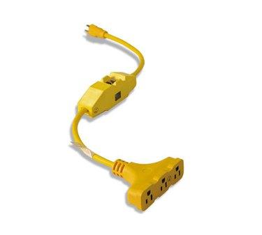 GFCI power cord.